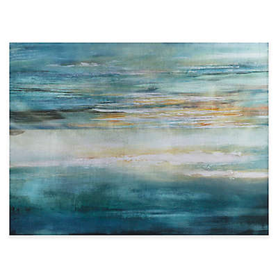 Abstract Blue Ocean