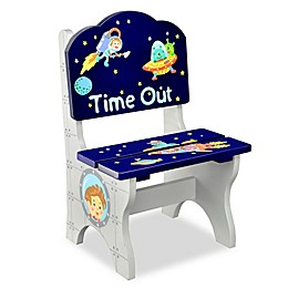 Teamson Fantasy Fields Outer Space Kids Time Out Chair
