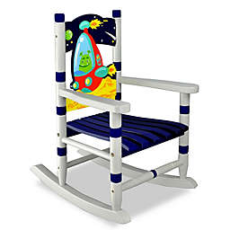 Teamson Fantasy Field Outer Space Rocking Chair