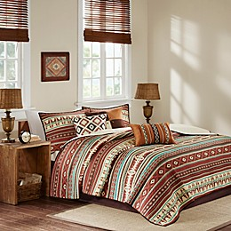 Madison Park Taos Coverlet Set