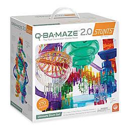 Mindware® Q-BA-Maze 2.0 Ultimate Stunt Set
