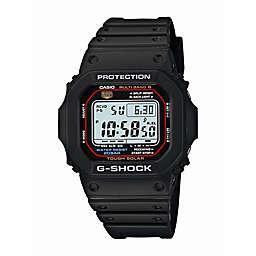 Casio G-Shock Men's 47mm Solar Sport Watch in Black Resin