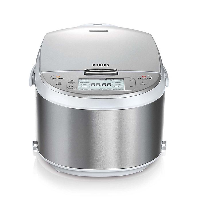 Alternate image 1 for Philips Avance Multicooker