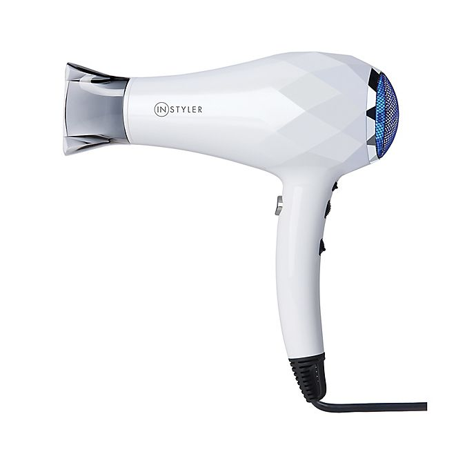 Alternate image 1 for InStyler BLU Turbo Ionic Dryer