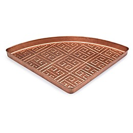 Good Directions Athens Multi-Purpose Shoe Tray for Boots in Copper