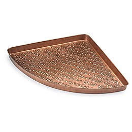 Good Directions International Shoe Tray for Boots in Copper