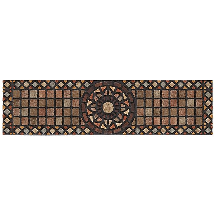 Alternate image 1 for Mohawk Home® 35-Inch x 9-Inch Mosaic Tile Stair Tread