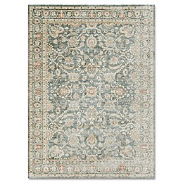 ED Ellen DeGeneres Trousdale Area Rug in Blue