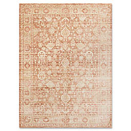 ED Ellen DeGeneres Trousdale Area Rug in Rust