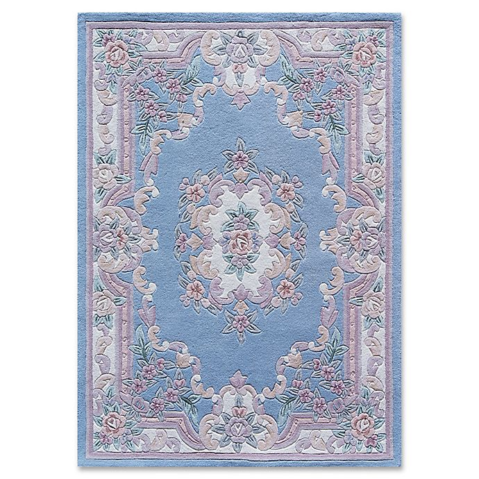Rugs America New Aubusson Wool Rug Bed Bath And Beyond Canada