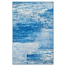Safavieh Adirondack 4-Foot x 6-Foot Area Rug in Blue