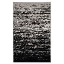 Safavieh Adirondack 3-Foot x 5-Foot Area Rug in Silver