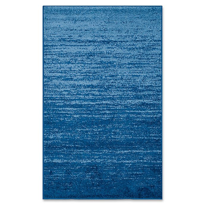 Alternate image 1 for Safavieh Adirondack 3-Foot x 5-Foot Area Rug in Blue