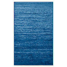 Safavieh Adirondack 3-Foot x 5-Foot Area Rug in Blue
