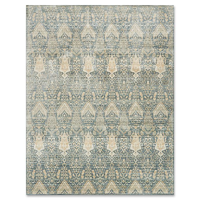 Alternate image 1 for ED Ellen DeGeneres Trousdale 12-Foot x 16-Foot Area Rug in Blue/Sand