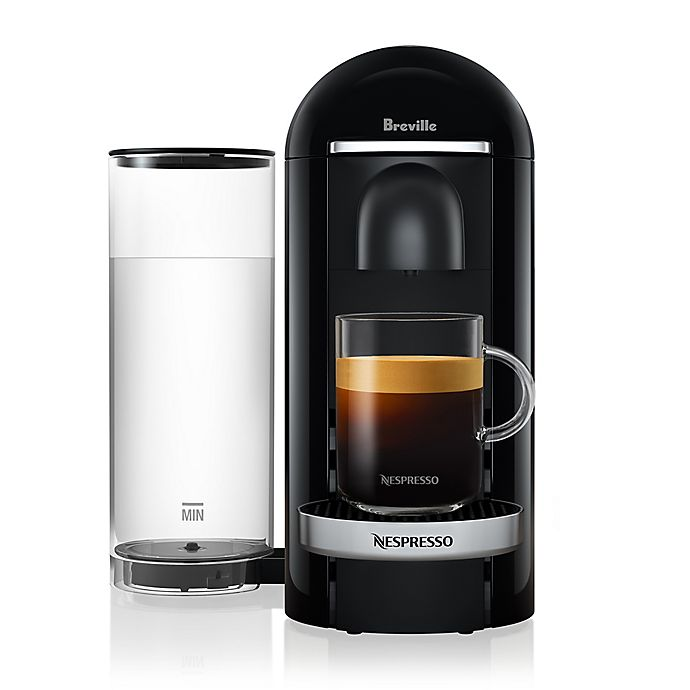 Alternate image 1 for Nespresso® by Breville® VertuoPlus Deluxe Coffee and Espresso Maker