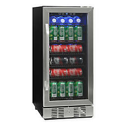 Newair® Compact 96-Can Beverage Cooler
