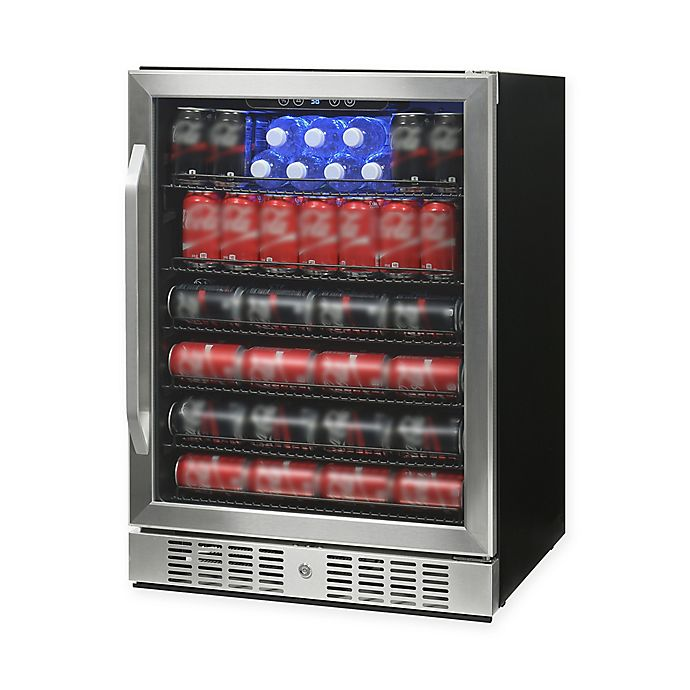 Alternate image 1 for Newair® Deluxe 177-Can Beverage Cooler
