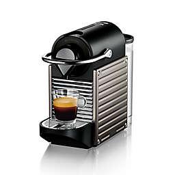 Nespresso® by Breville Pixie® Espresso Maker in Titanium