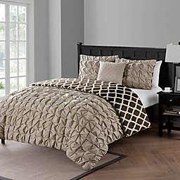VCNY Scottsdale Reversible Comforter Set