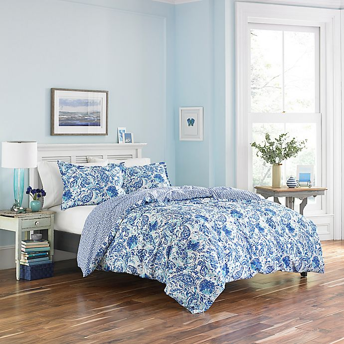 Alternate image 1 for Poppy & Fritz® Brooke Comforter Set