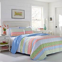 Poppy & Fritz® Charlie Quilt Set in Light Blue