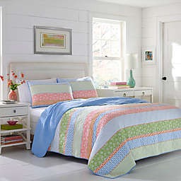 Poppy & Fritz® Charlie Quilt Set in Light Blue