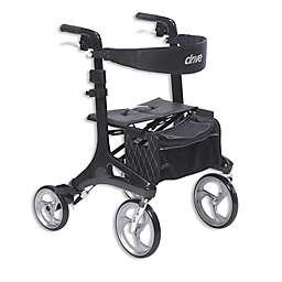 Drive Medical Nitro Elite Carbon Fiber Rollator Walker