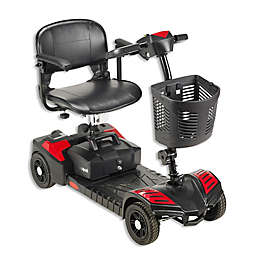 Drive Medical Scout Rear Wheel Drive 4-Wheel Scooter with Swivel Seat