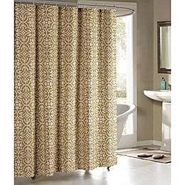 Allure Cotton-Blend 72-Inch Shower Curtain