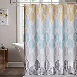 Madison Park Essentials Central Park 72-Inch Shower Curtain