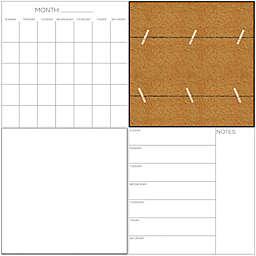 WallPops!® Dry-Erase Message Center Organization Kit