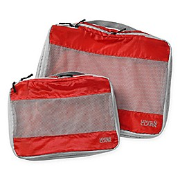 Lewis N. Clark® ElectroLight™ 2-Pack Expandable Packing Cubes