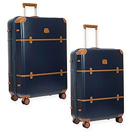 Bric's Bellagio 2.0 Hardside Spinner Checked Trunk