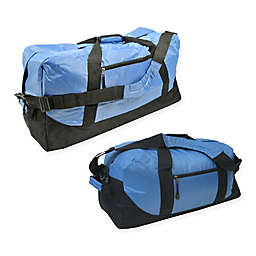 Travelway Canyon 30-Inch Foldable Duffle Bag in Blue<br />