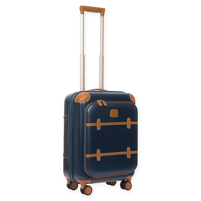 00e26ebe8 Bric's Bellagio 2.0 21-Inch Hardside Spinner Carry On Trunk with Pocket