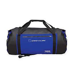 Lewis N. Clark® DryGear 40-Inch Rucksack in Blue