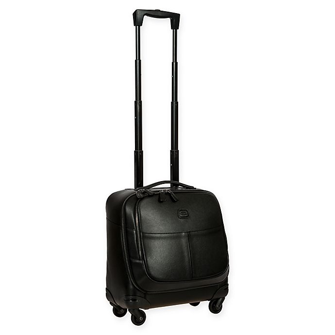 c7452715ab8d Bric's Varese Leather Spinner Case Collection | Bed Bath & Beyond