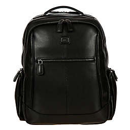Bric's Varese Leather Director Backpack