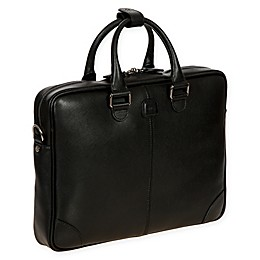Bric's Varese Leather Business Briefcase