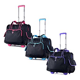 Olympia® USA Rave 17-Inch Rolling Overnighter Tote