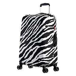 Olympia® USA Spandex Luggage Cover in Zebra