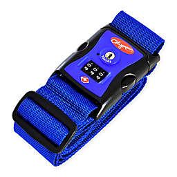 Olympia® USA Luggage Strap with TSA 3-Dial Lock