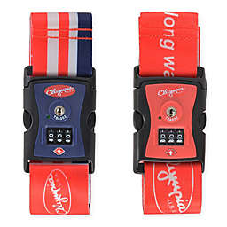 Olympia® USA Luggage Strap with TSA-Approved 3-Dial Lock