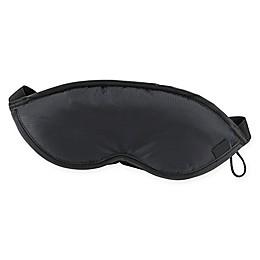 Latitude 40°N® Eye Mask in Black