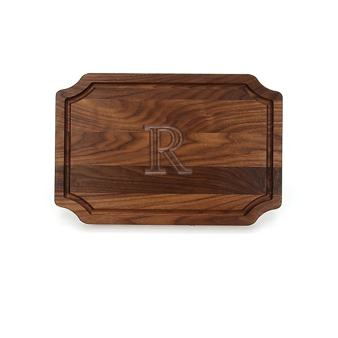 Alternate image 1 for Cutting Board Company BigWood 12-Inch x 18-Inch Letter \