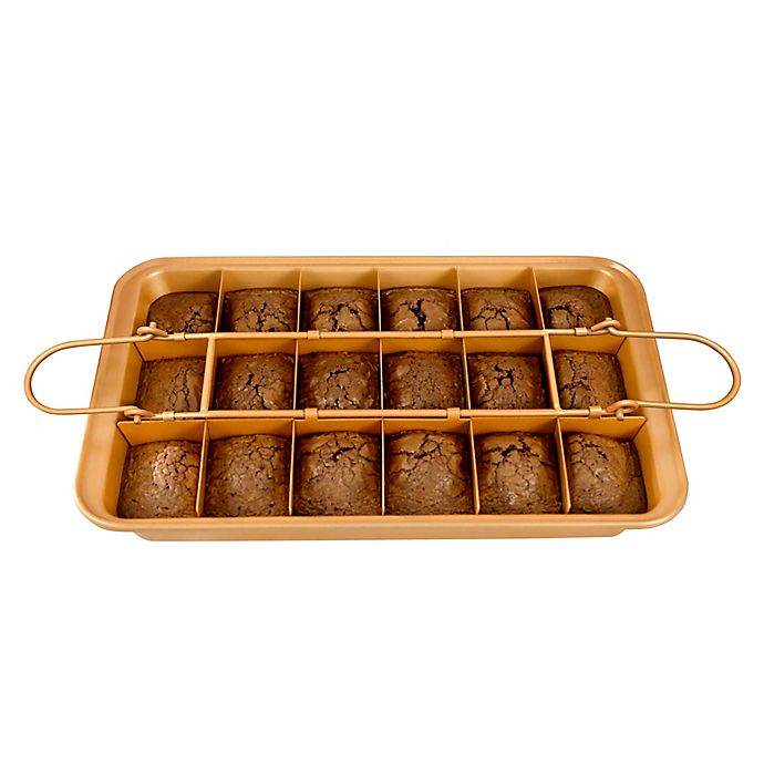 Alternate image 1 for Brooklyn Brownie Copper Pan