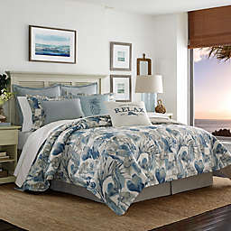 Tommy Bahama® Raw Coast Comforter Set in Blue