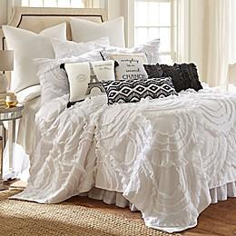 Levtex Home Allie Quilt Set in White