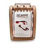 Lotus Wood Foot Massager